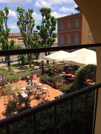 Hotel Silla : Breakfast area