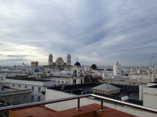 Catedral de Cádiz: De más lejos