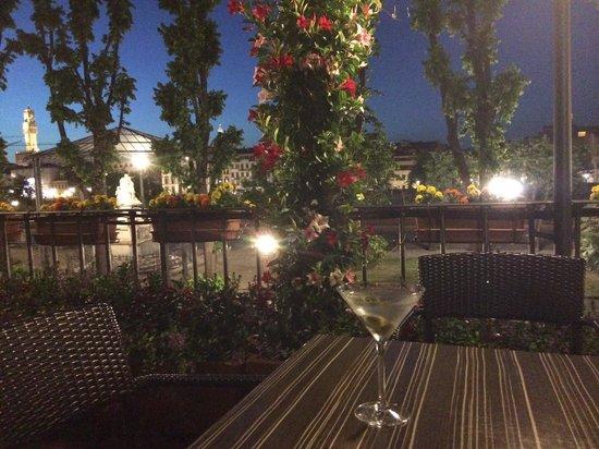 Hotel Silla: Nightcap