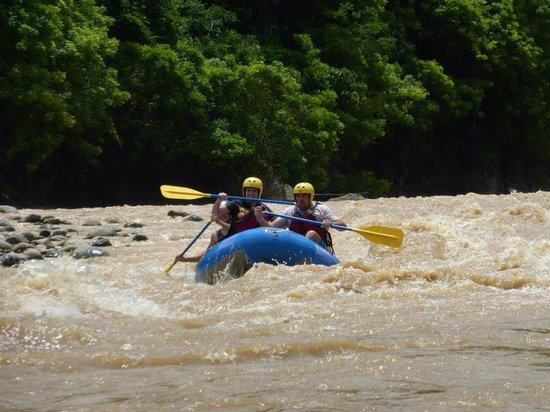 Dominical Surf Adventures : Rafting