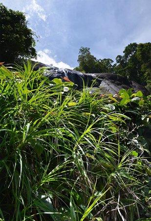 Telaga Tujuh Waterfalls: Seven Wells Waterfalls