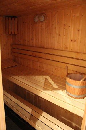 Center Parcs - Domaine des Trois Forets : sauna