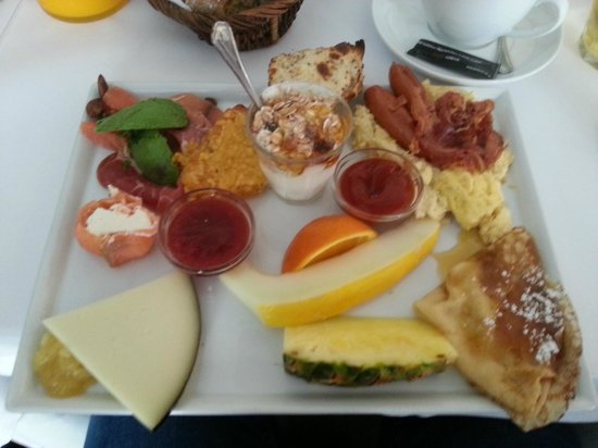 Cafe Oven Vande: Brunch