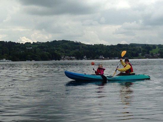 Windermere Canoe Kayak: Kayaking
