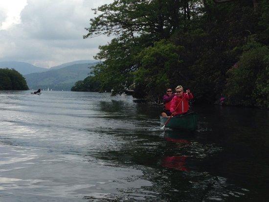 Windermere Canoe Kayak: Canoeing