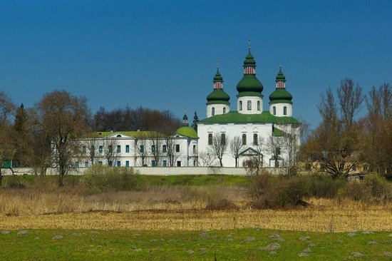 Козелец, Украина: Danivka St. George Monastery