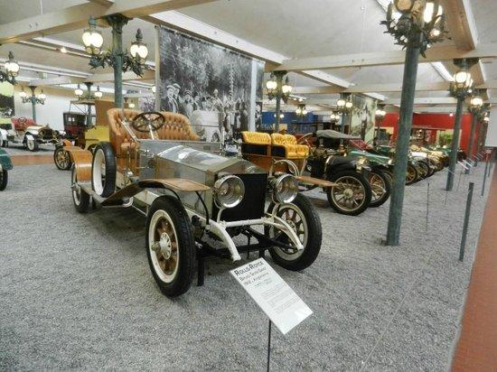 Cité de l'Automobile - Collection Schlumpf: Cars from all over Europe
