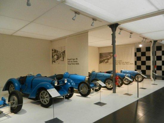 Cité de l'Automobile - Collection Schlumpf: Many Bugattis
