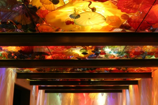 Chihuly Garden and Glass : Hallway