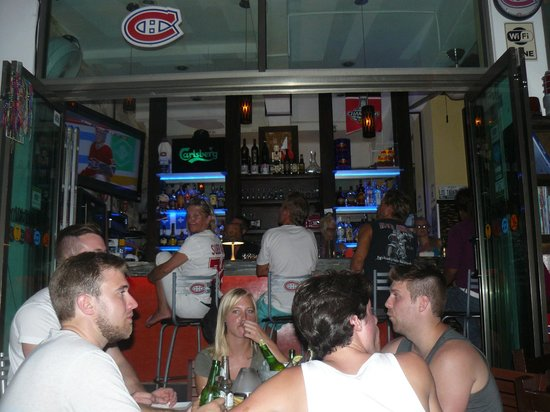 Los Tabernacos Sports Bar and Lounge: Belle place :D