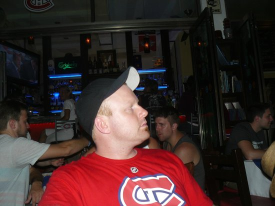 Los Tabernacos Sports Bar and Lounge: Alex