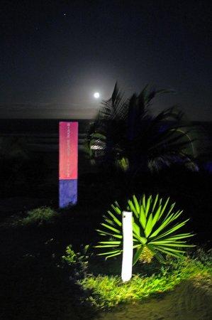 Riake Resort & Villa : la sera prima di scendere al ristorante