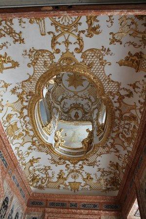 Schloss Schleissheim: tetos maravilhosos