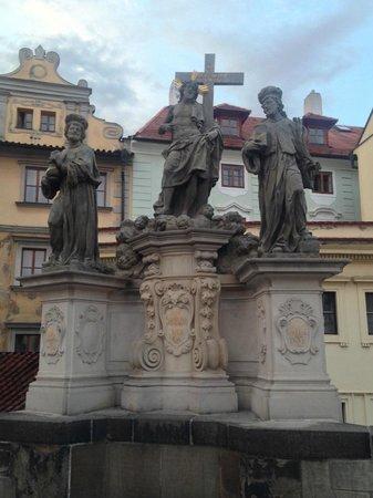 Alchymist Nosticova Palace : Charles Bridge