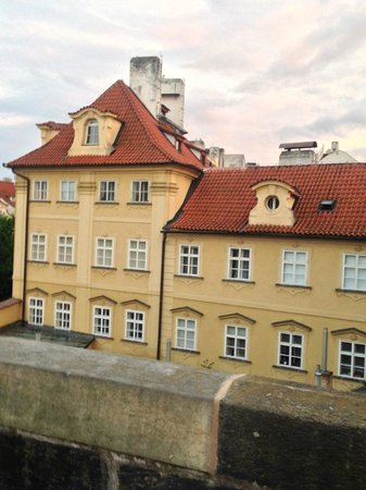 Alchymist Nosticova Palace : View