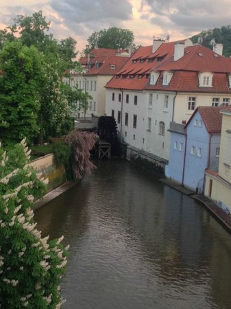 Alchymist Nosticova Palace : Prague