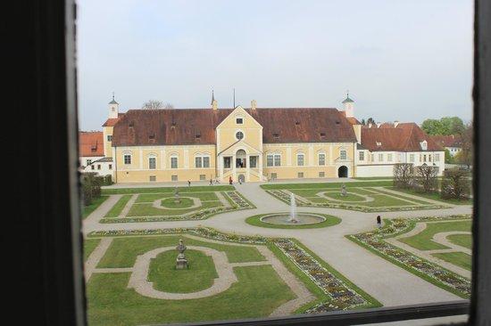 Schloss Schleissheim: castelo antigo fachada