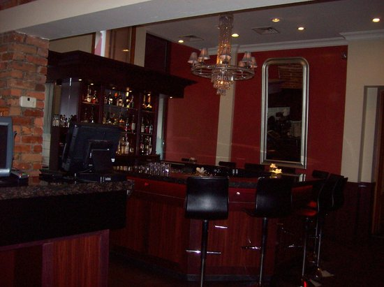 Auberge Bonaparte : The Bar at Bonaparte