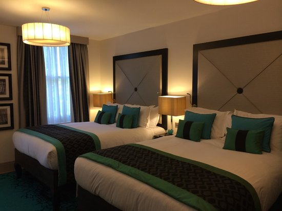 Hotel Indigo London Kensington: Room 308