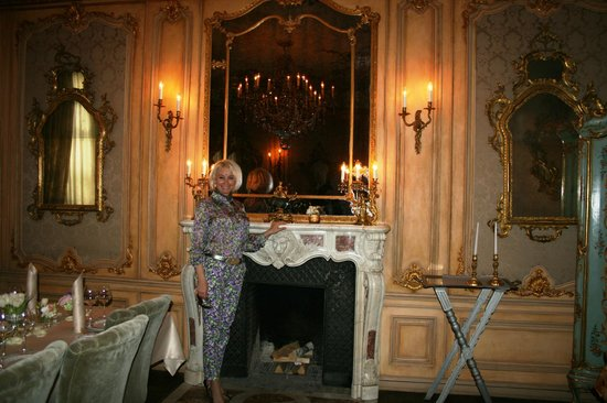 Turandot: зеркальный зал