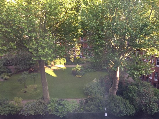 Hotel Indigo London Kensington : View from Room 308