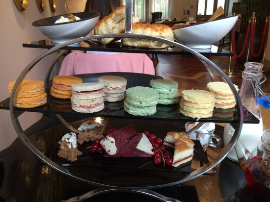 Hotel Indigo London Kensington : Afternoon Tea