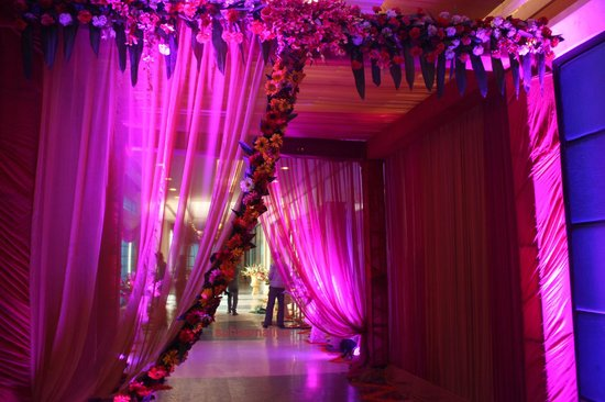 tivoli grand resort hotel decor is specific to our function - Violet Hotel Decor