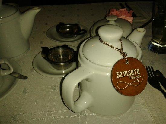 Hosteria La Domanda: Blends artesanales excelentes