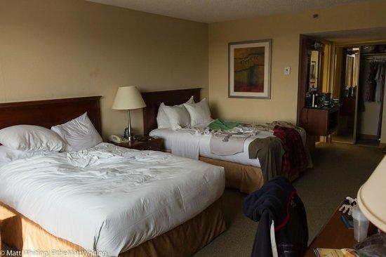 Hilton Orlando Altamonte Springs : bedroom