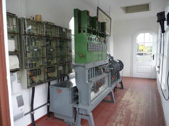 DB Museum: Preserved Signal Box