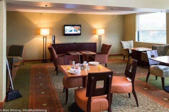 Hilton Orlando Altamonte Springs : breakfast hospitality area