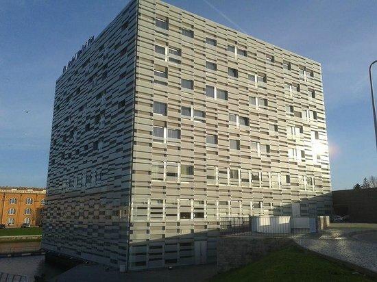 Melia Ria Hotel: fachada