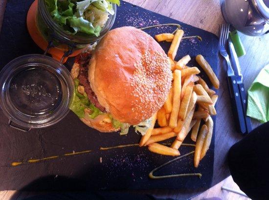 Stefiouz: Hamburger