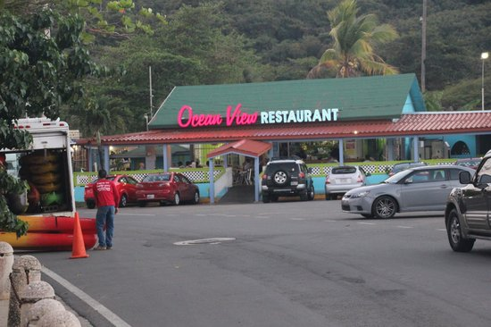 Ocean view restaurant las croabas fajardo picture of