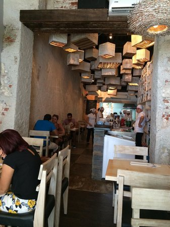 Peru Fusion : El Restaurant