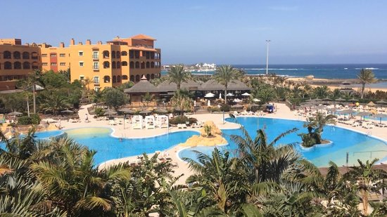 Sheraton Fuerteventura Beach, Golf & Spa Resort: From Hotel Room 368