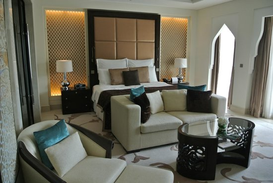 One&Only The Palm Dubai: Chambre