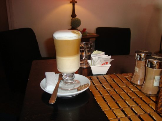 Ganache Cafe & Pasteleria: Mocaccino