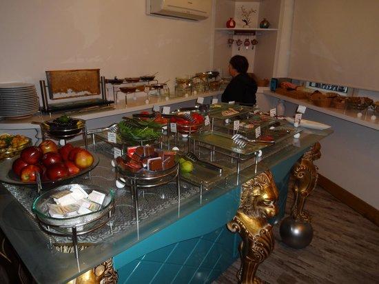Katelya Hotel: Café da Manhã