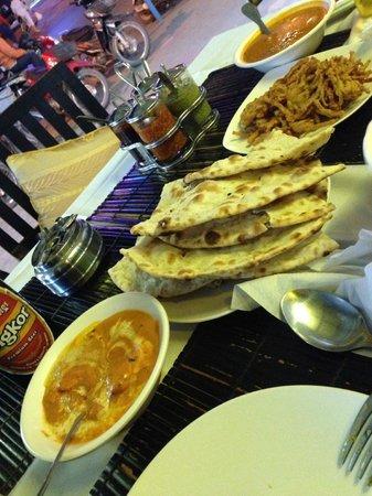 Curry Walla: :)