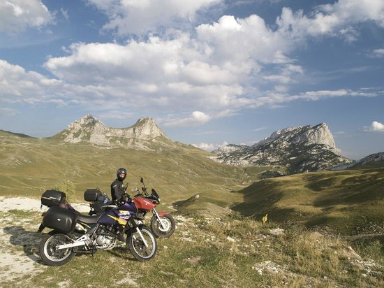 Beyond Usual Motorcycle Tours & Rentals: Durmitor National Park