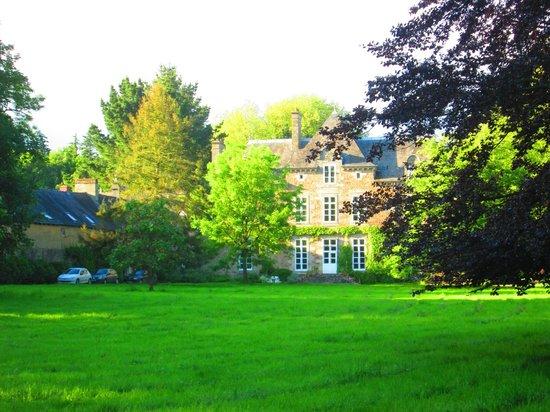 Chateau du Quengo: Vue de l'exterieur