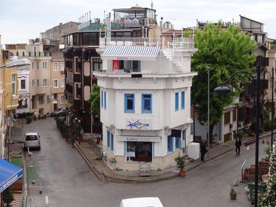 Katelya Hotel : Vista do Quarto