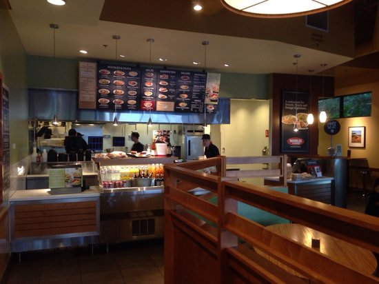 Noodles & Company (Elk Grove, CA) - Front Counter/Ordering Area