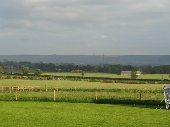 Betton Farm : stunning view