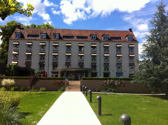 Hotel Muller: Le bâtiment