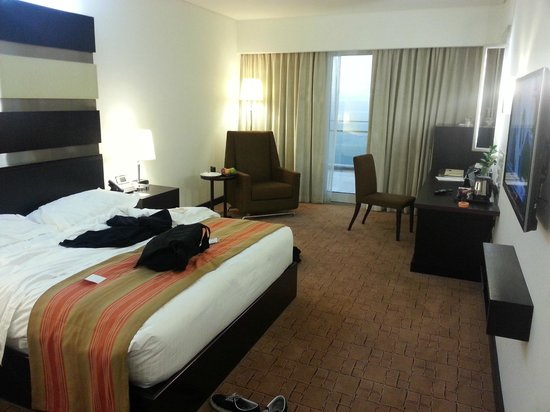 Dubai International Hotel : Room
