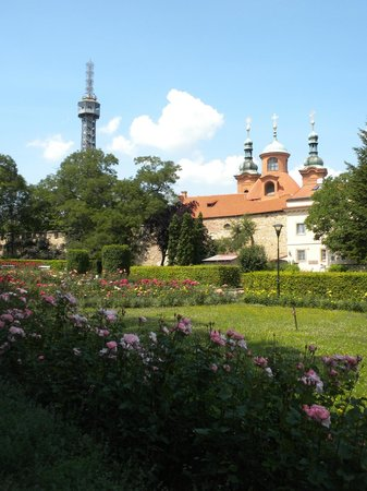 Petrin Tower (Rozhledna)