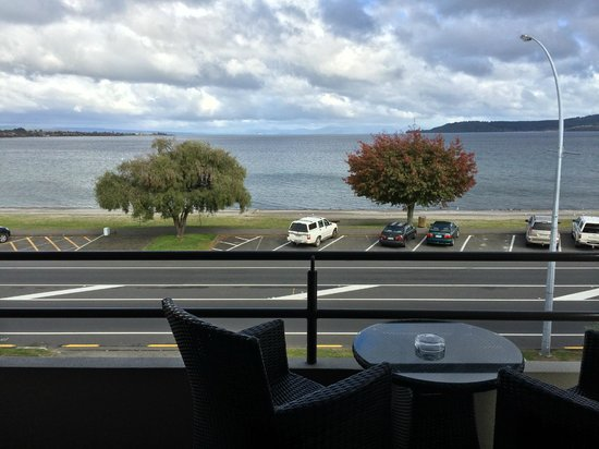 Baywater Lakeview Motel: nice view
