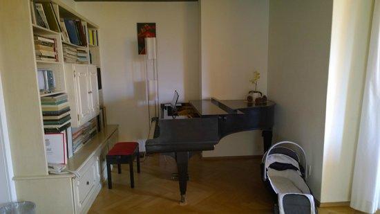 Hotel La Perla : Piano in Villa